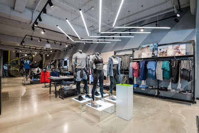 Nike launches 'pinnacle store' in Sydney