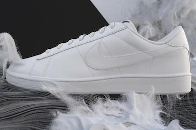 Flyleather: Nike's new footwear solution