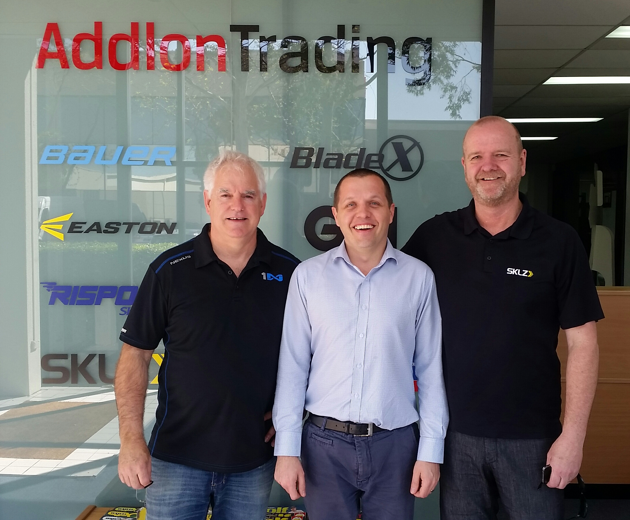 Anton Kastner is new SKLZ manager by Addlon Trading Co. Pty Ltd in Rydalmere NSW