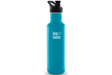 Klean Kanteen: colourful, healthy and 'The Original'