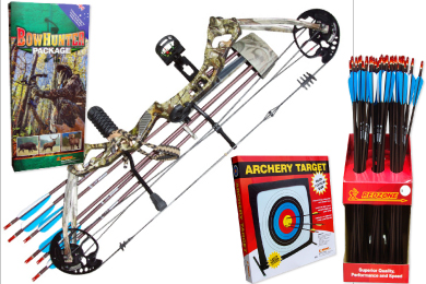 Meeting demand for archery's hot products
