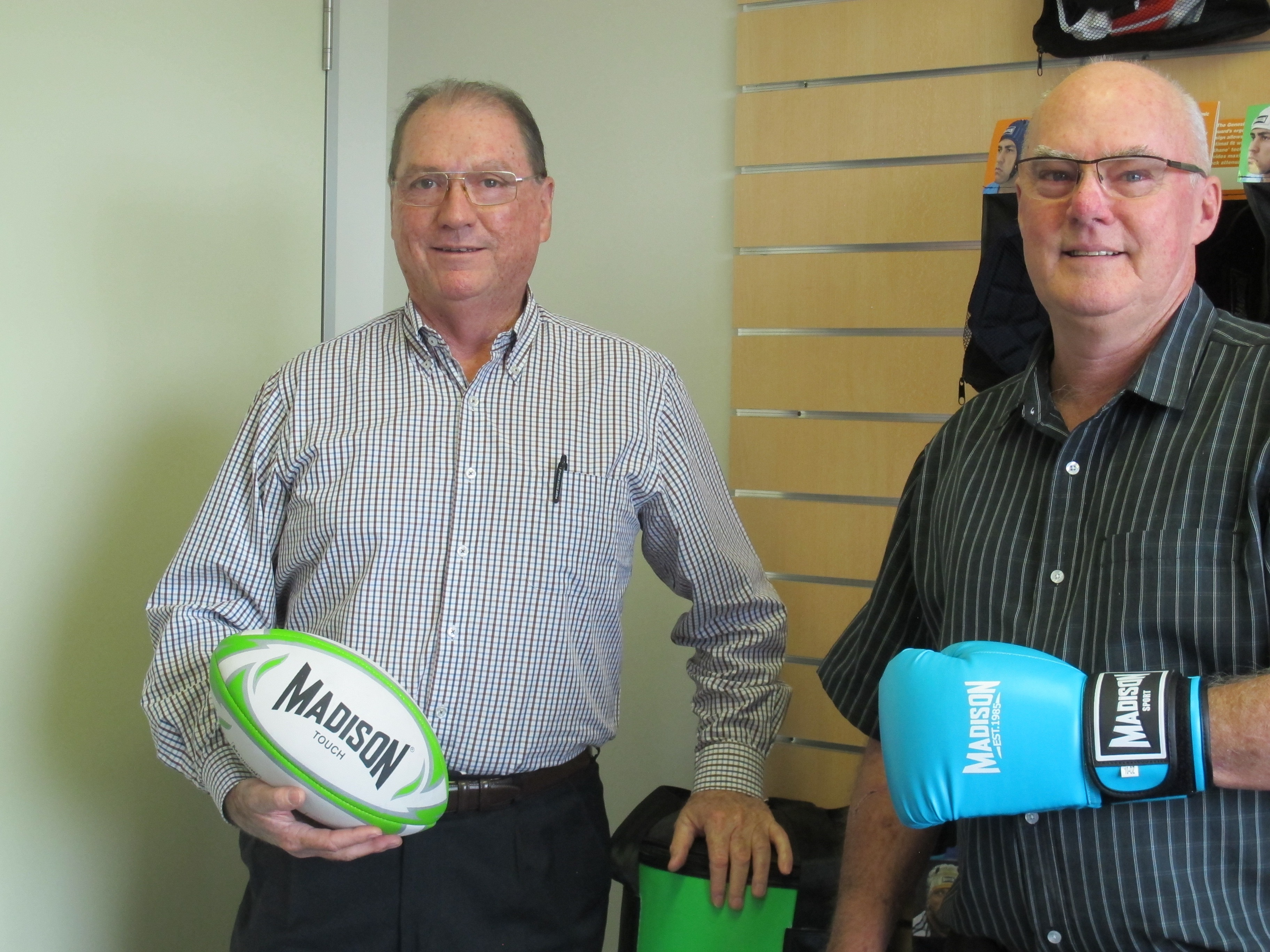New faces, new plans for Madison Sport. by Madison Sport Pty Ltd in Banyo QLD