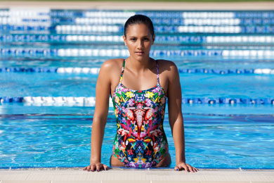 Funky and fun new swimwear designs by Sportslink in Cooran QLD