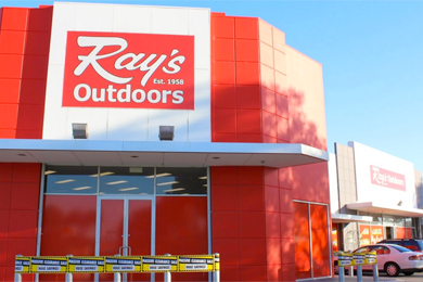 Rays to take on the adventure market by Sportslink in Cooran QLD