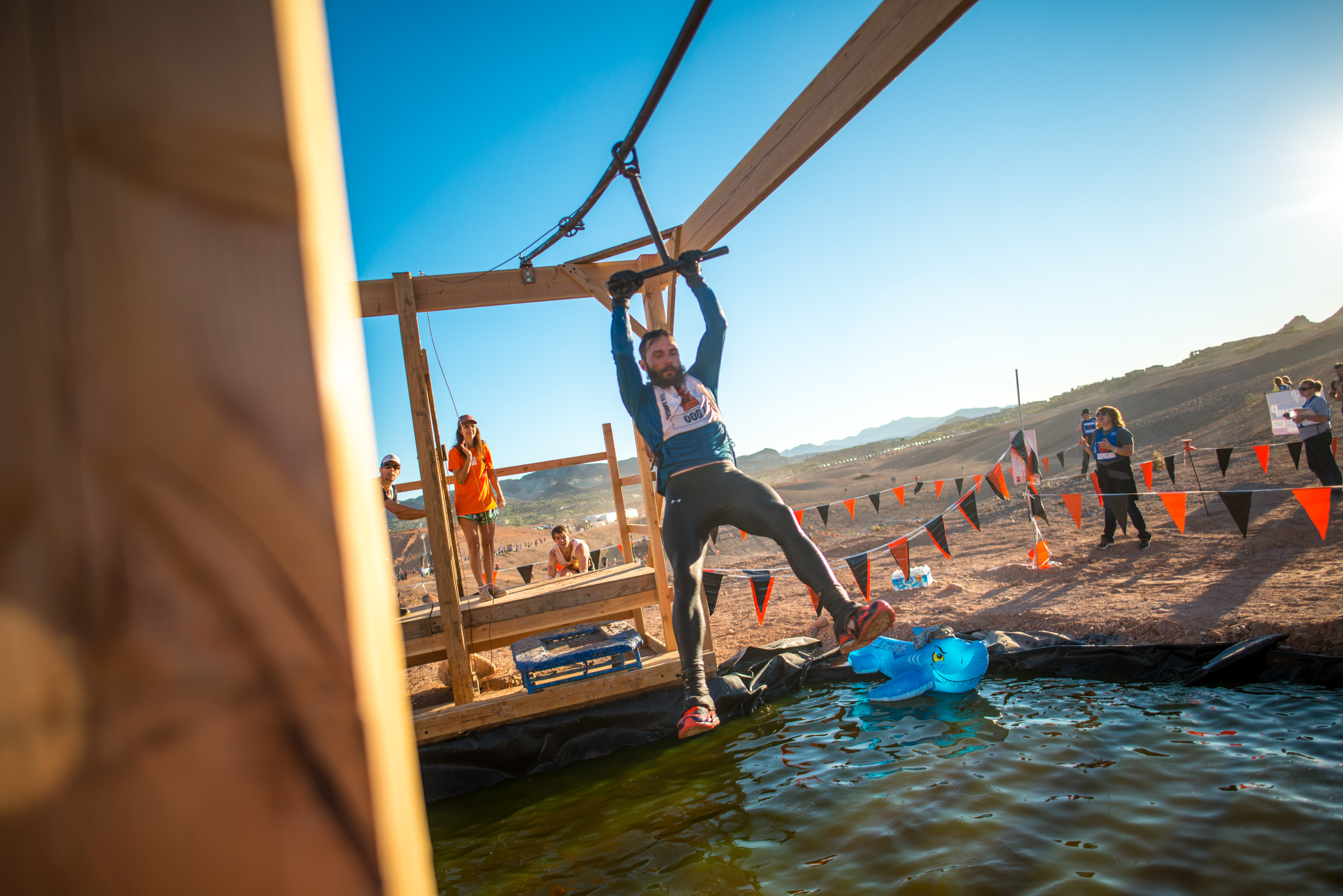Half as much Mudder for first-timers by Sportslink in Cooran QLD