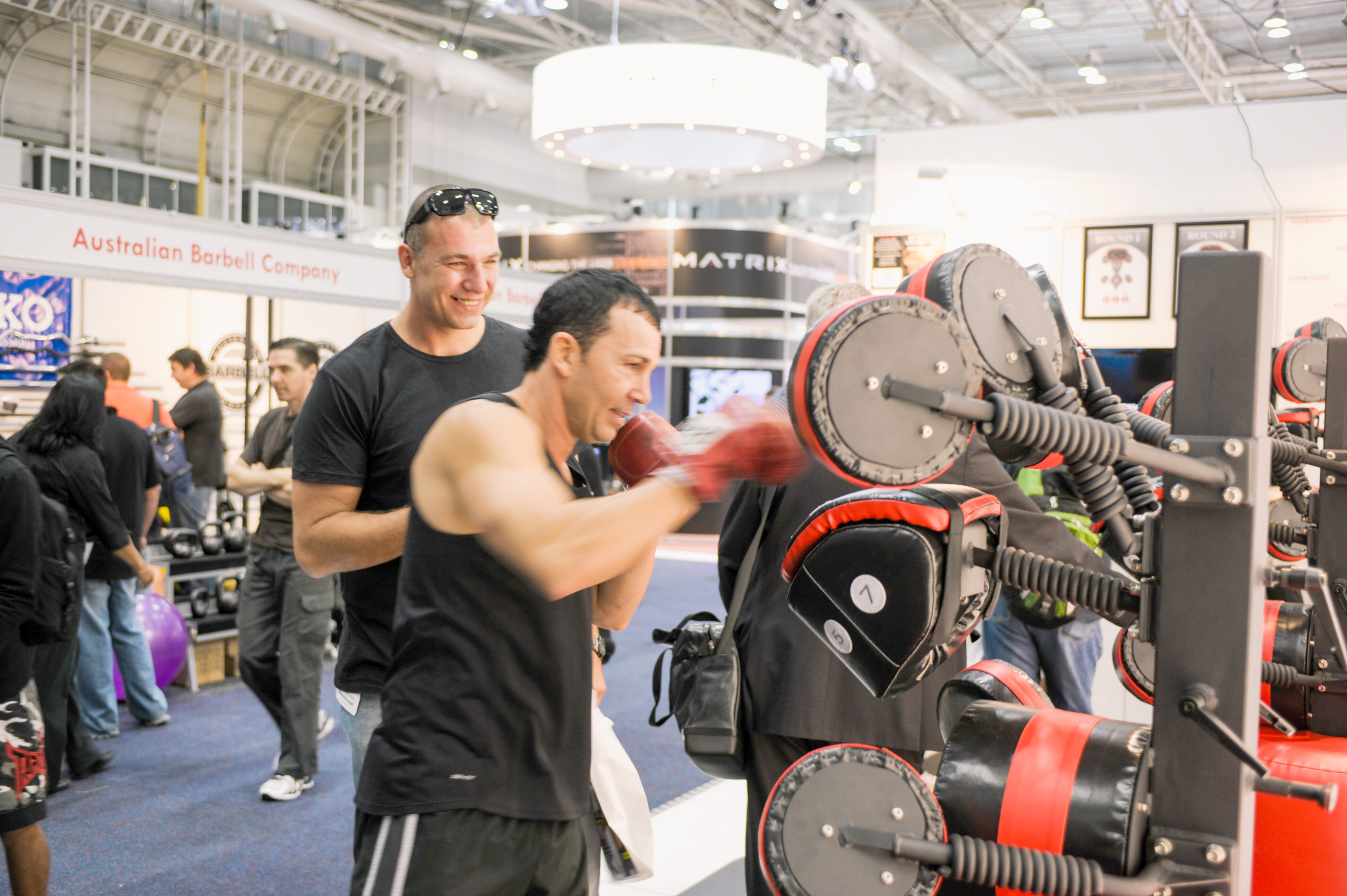 'Gym growth to slow as spending drops' by Sportslink in Cooran QLD