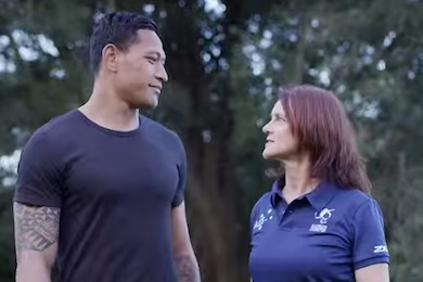 'I believe' paralympian video, and reprising Channel4's UK one by Sportslink in Cooran QLD
