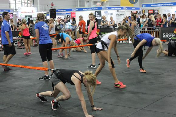 Fitness expo: Stars, workouts, shopping by Sportslink in Cooran QLD