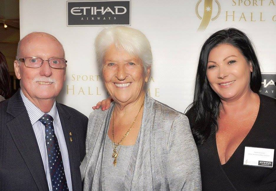 Sullivan to head up Hall of Fame by Sportslink in Cooran QLD