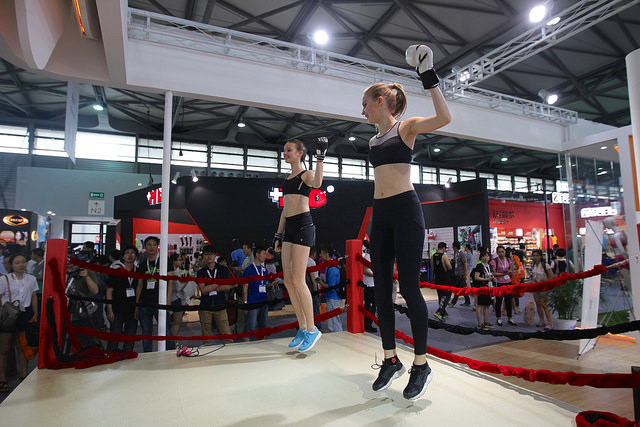 Ispo Shanghai adds tech to next show