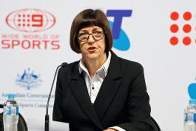 Kate Palmer named as ASC chief by Sportslink in Cooran QLD