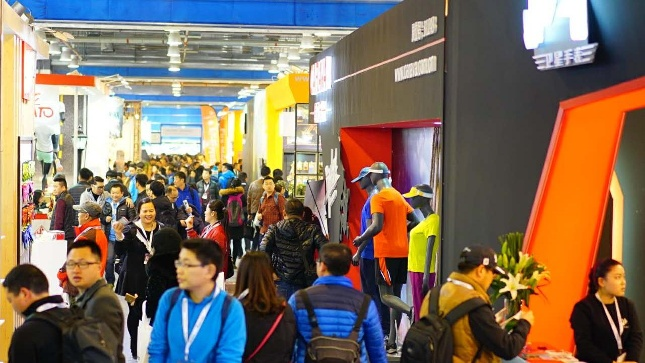 Ispo Beijing sets lucky 13 records