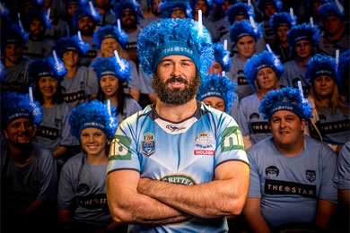 Will Blues light up to Origin victory? by Sportslink in Cooran QLD