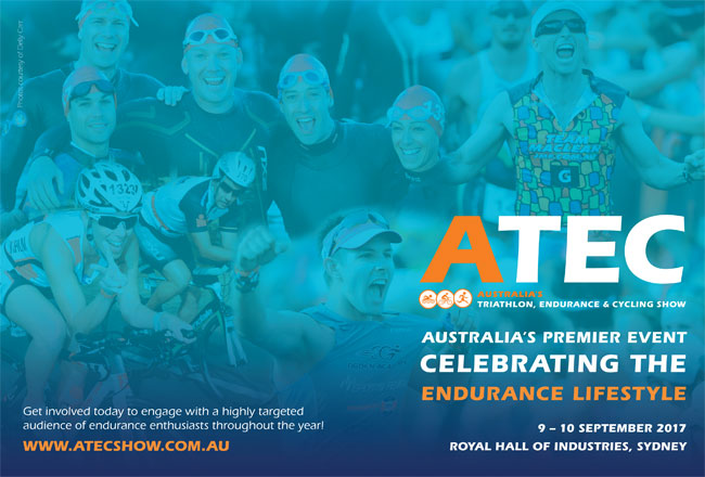 Australia's triathlon, endurance & cycling show