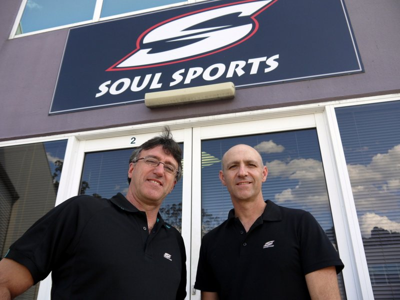 Soul Sports boosts teamwear sublimation by Soul Sports in Penrith NSW